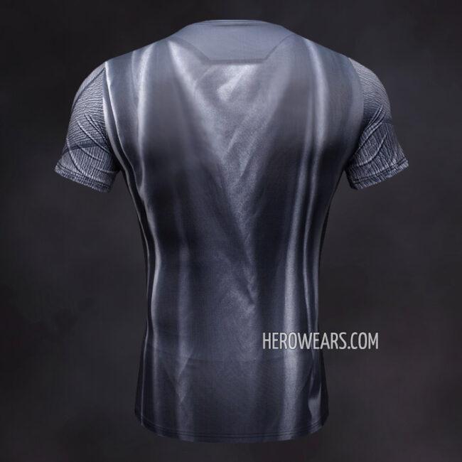 Batman VS Superman Compression Shirt Rashguard