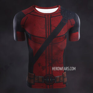 Deadpool 2 Compression Shirt Rashguard