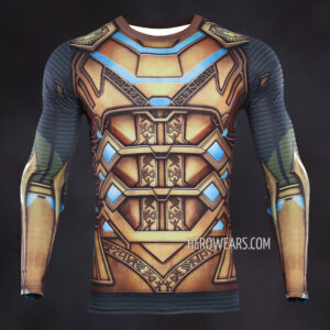 Mysterio Compression Shirt Rashguard