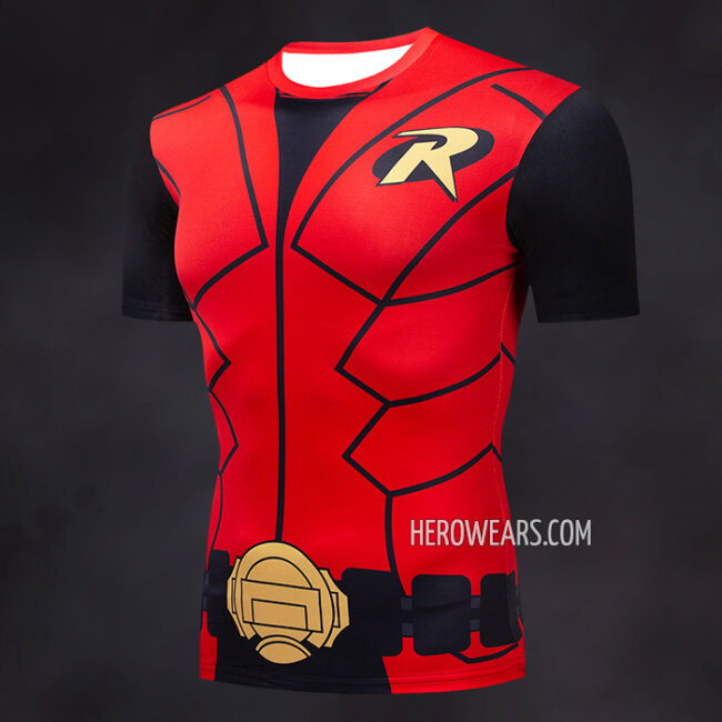 Robin Compression Shirt Rash Guard