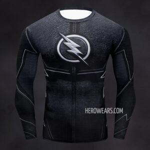 Zoom Compression Shirt Rash Guard