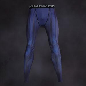 Spider Man 2099 Compression Leggings