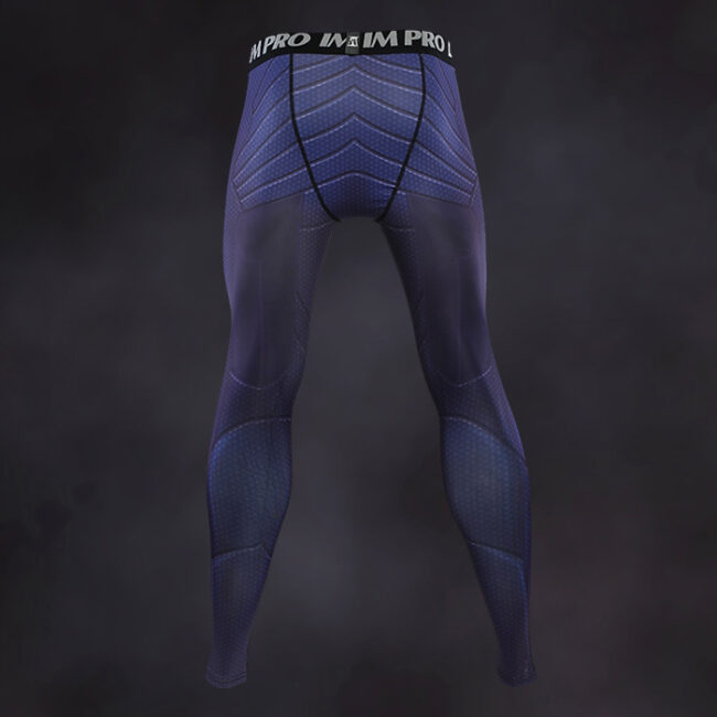 Spider Man 2099 Compression Leggings
