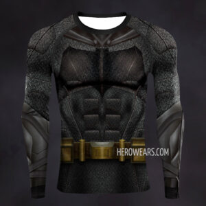 Batman Justice League Compression Shirt Rashguard