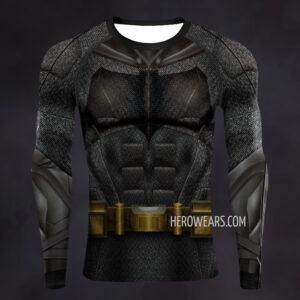 Batman Justice League Compression Shirt Rashguard