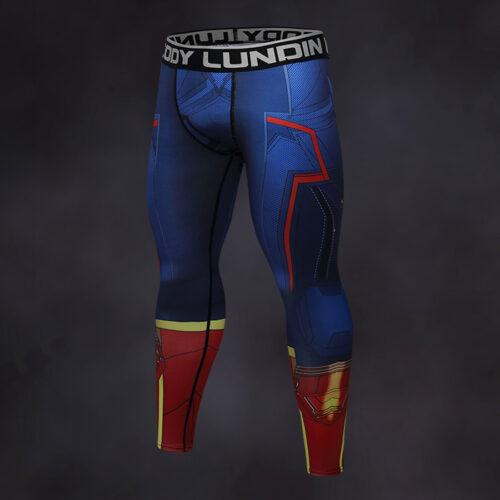 Captain Marvel Leggings