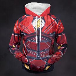 Flash Justice League Hoodie
