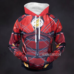 Flash Justice League Hoodie