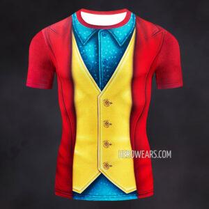 Joker Joaquin Phoenix Compression Shirt