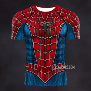 Spiderman Raimi Compression Shirt Rash Guard