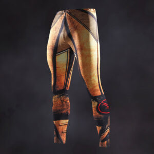 Reverse Flash Compression Leggings