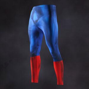 Superman Compression Leggings