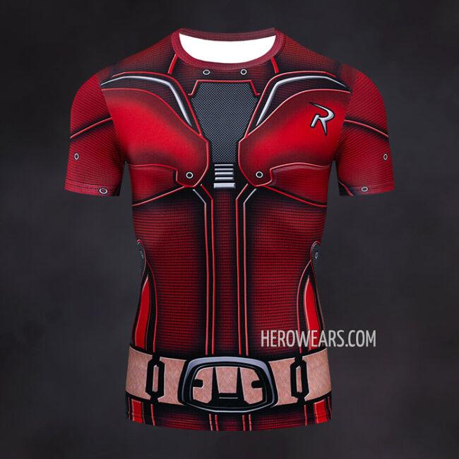 Robin Compression Shirt Rash Guard