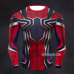 3 Boys Spider-Man Long Sleeve Shirt Marvel Sizes 2 4 NWT