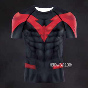 Nightwing New 52 Compression Shirt Rashguard