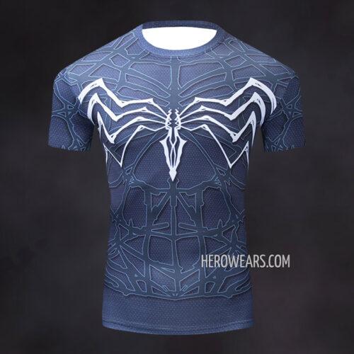 Venom Compression Shirt Rash Guard