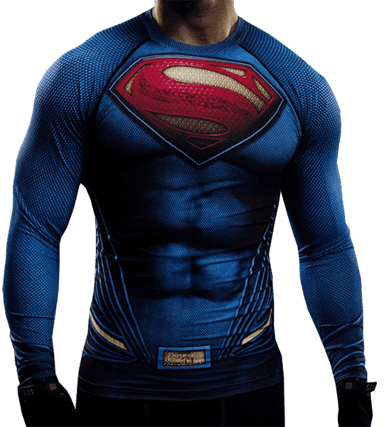 Superhero Compression Shirts