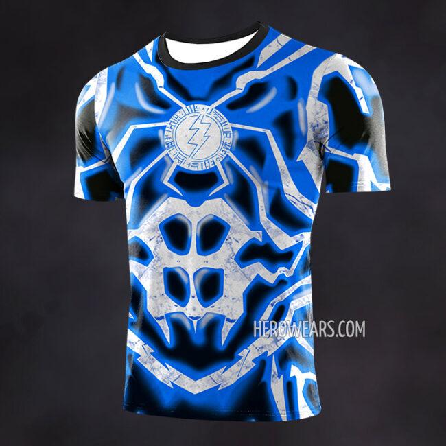 Flash Future Compression Shirt Rash Guard