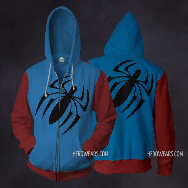 Scarlet Spider Ben Reilly Hoodie