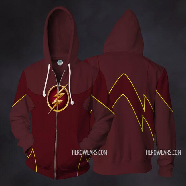 Flash 2014 Hoodie
