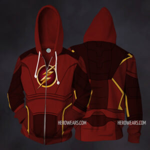 Flash 2015 Zip Up Hoodie