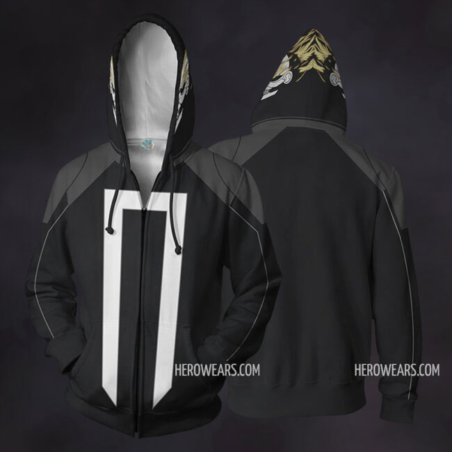Ghost Rider Zip Up Hoodie