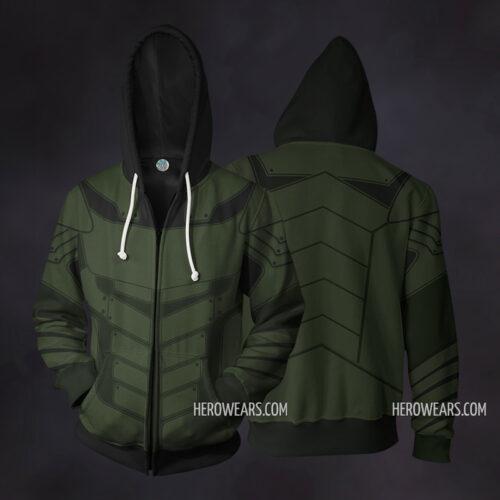 Green Arrow Hoodie