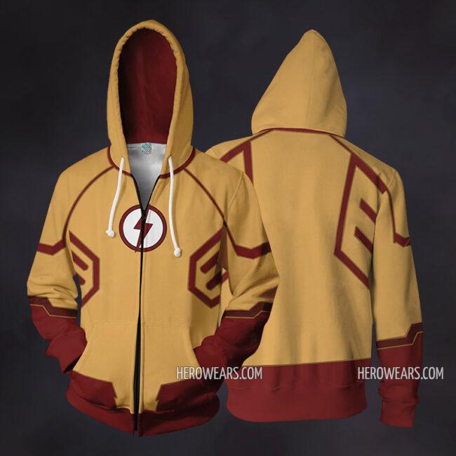 Kid Flash Hoodie