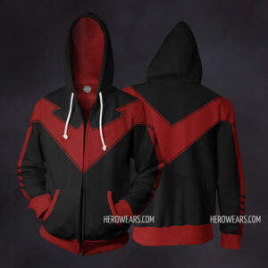 Nightwing New 52 Hoodie