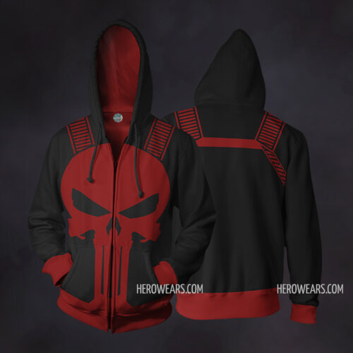 Punisher Thunderbolts Hoodie