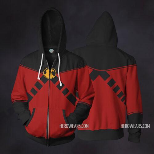 Red Robin Tim Drake Hoodie