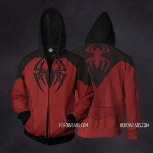 Scarlet Spider Kaine Parker Zip Up Hoodie