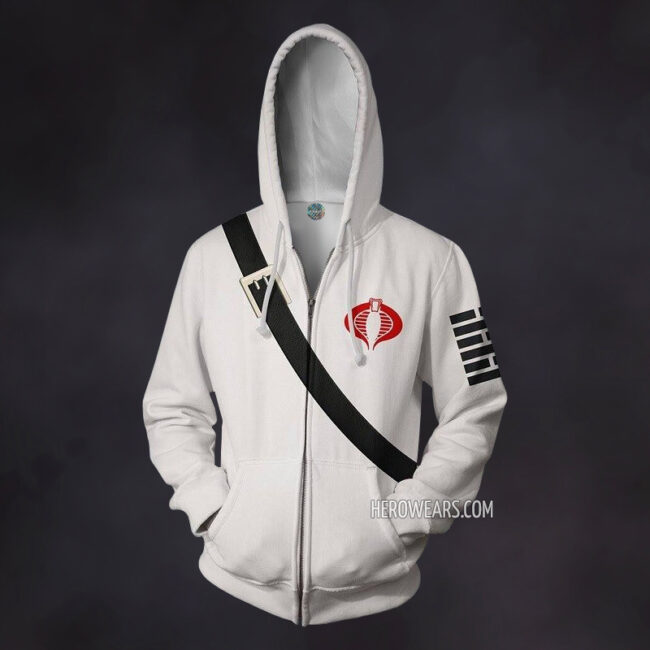 Storm Shadow Zip Up Hoodie