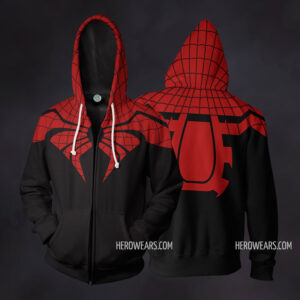 Superior Spider Man Zip Up Hoodie