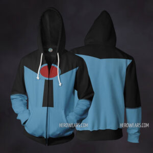 The Incredibles Zip Up Hoodie