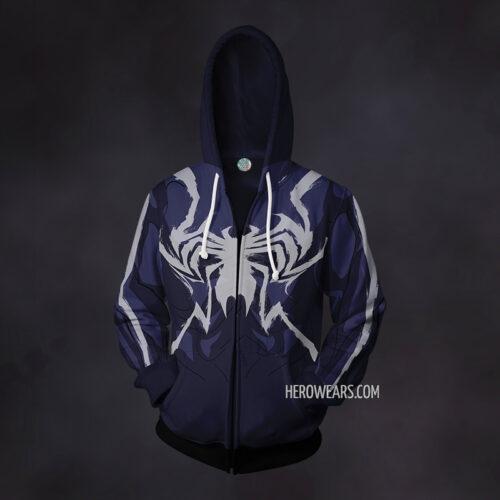Venom Zip Up Hoodie