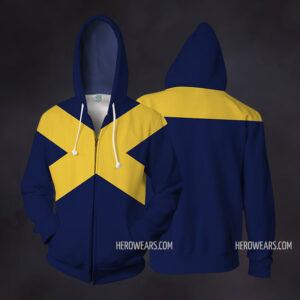 X-Men Dark Phoenix Zip Up Hoodie
