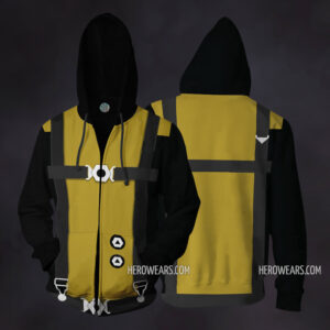X-Men First Class Zip Up Hoodie