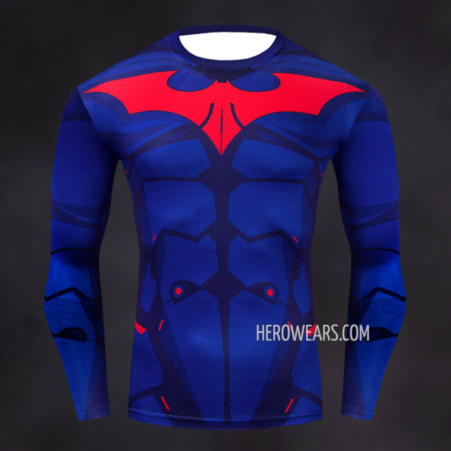 Batman Beyond Compression Shirt Rashguard
