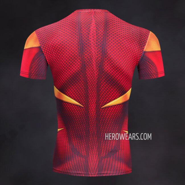 Iron Spider Rash Guard Compression Shirt