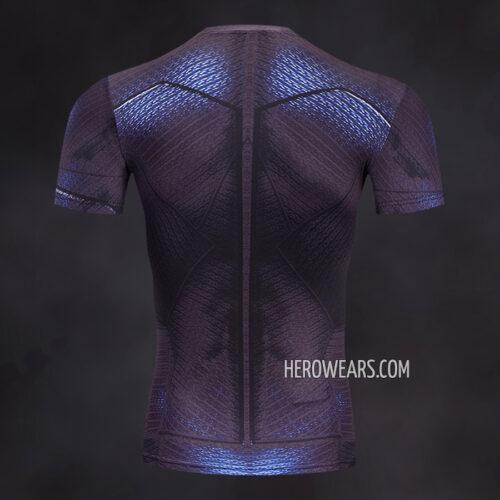 Nightwing Rash Guard Compression Shirt