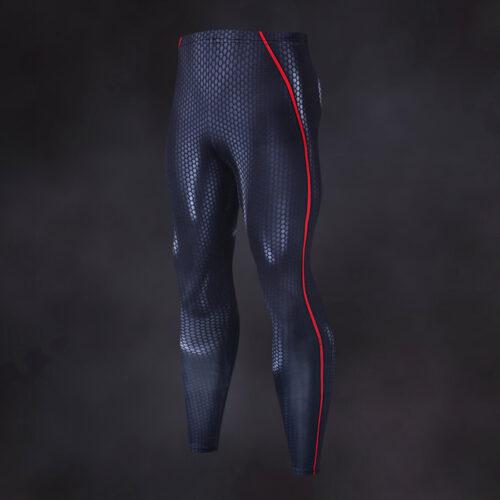 Red X Leggings