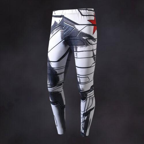 Winter Soldier Sports Leggings