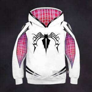 Kid's Gwen Stacy Anti-Venom Hoodie