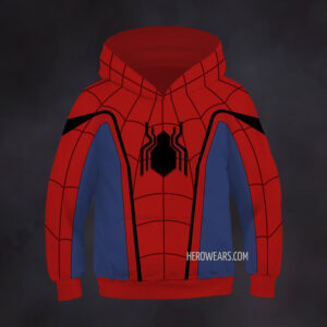 Kid's Spider Man Homecoming Hoodie