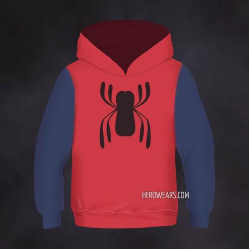 Kid's Spider Man Homecoming Hoodie