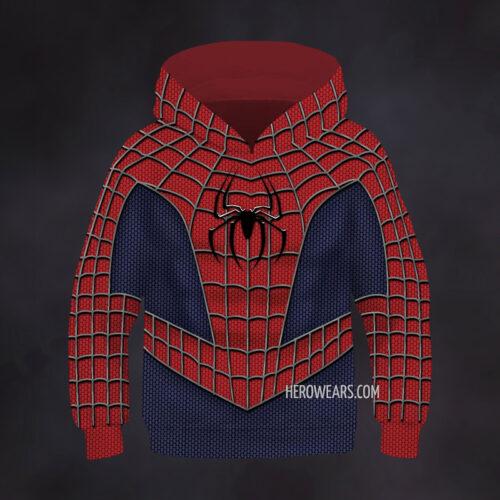Kid's Spider Man Raimi Hoodie