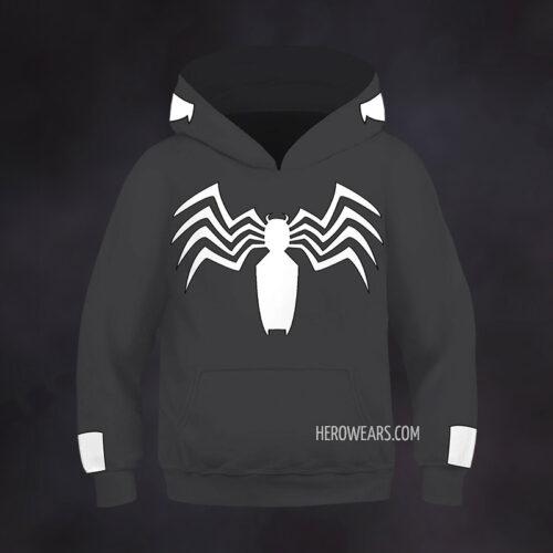 Kid's Symbiote Hoodie