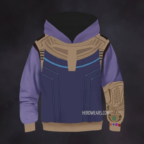 Kid's Thanos Hoodie