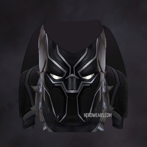 Kid's Black Panther Hoodie